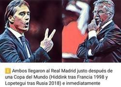 Enlace a El increíble paralelismo entre Guus Hiddink y Julen Lopetegui, por @2010misterchip