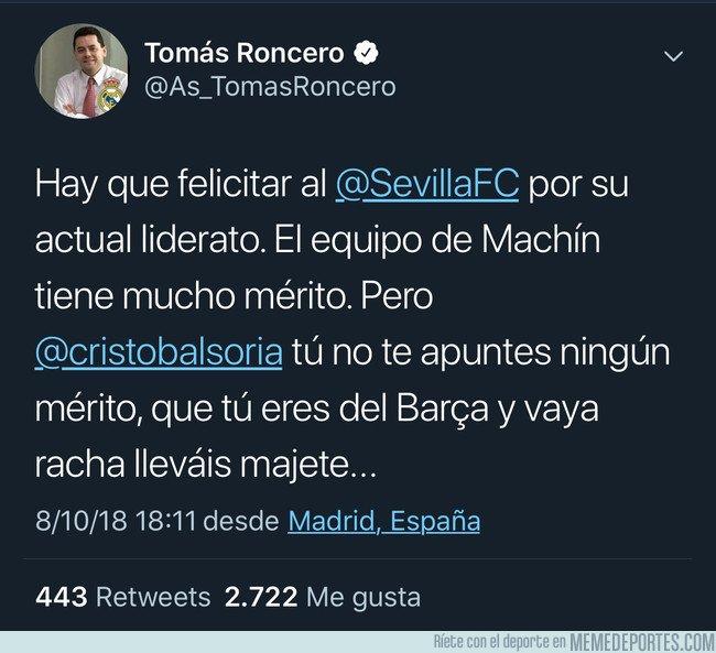 1052770 - El Sevilla, primer candidato al descenso