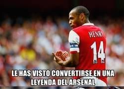 Enlace a El nuevo paso de Henry, una leyenda que va paso a paso