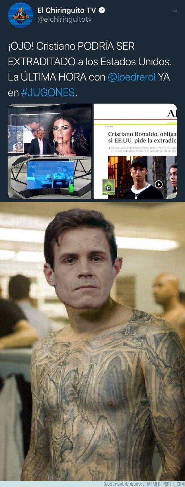 1052883 - Edu Aguirre a lo Michael Scofield, por @Prodlett