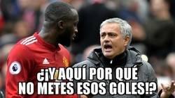 Enlace a Mourinho quiere al Lukaku de Bélgica