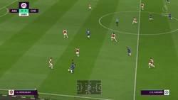 Enlace a Bestial: En FIFA19, cuando Cesc Fábregas coge el balón en el Emirates la afición del Arsenal le abuchea por su traición de fichar por el Chelsea
