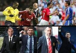 Enlace a Una generación de leyendas del fútbol inglés ahora son entrenadores