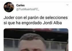 Enlace a Esto de no ir convocado no le está sentando bien, por @TusMuertosFC_