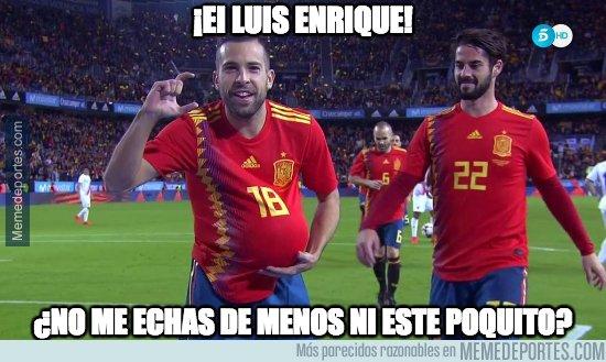 1053289 - Jordi Alba desde su casa