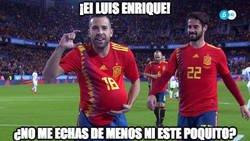 Enlace a Jordi Alba desde su casa