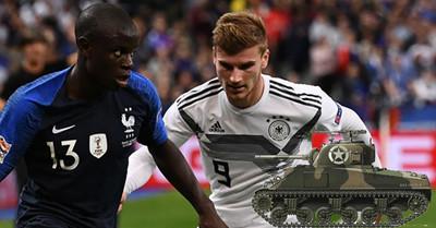 1053437 - Kanté es un tanque, y esta jugada con Timo Werner lo demuestra