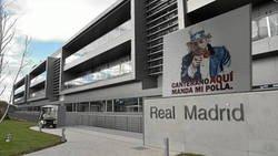 Enlace a La entrada a la ciudad Real Madrid