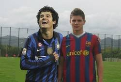 Enlace a Barça - Inter ¿Se cumplirá alguna ley del ex?
