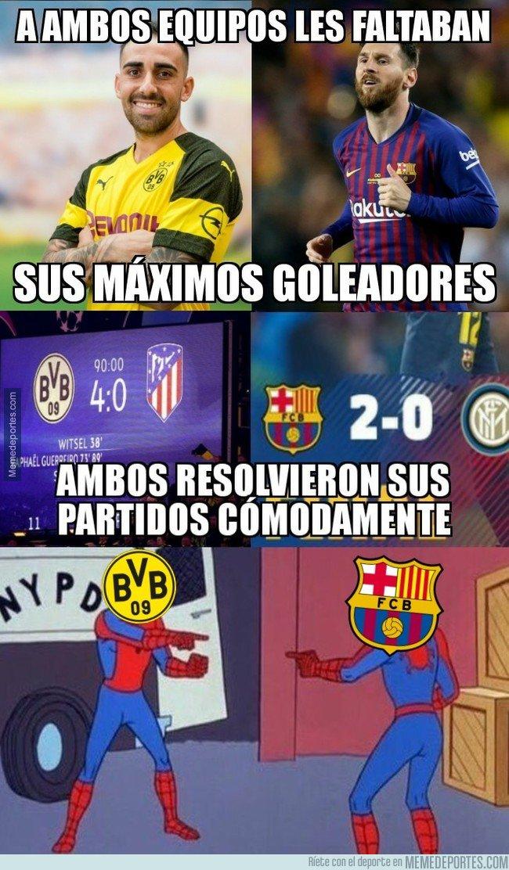 1054198 - Borussia y Barça, situaciones paralelas