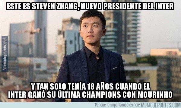 1054345 - ¡El nuevo presidente del Inter tiene 26 años!