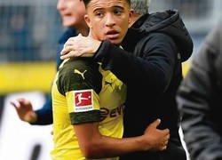 Enlace a Jadon Sancho, la sensación del Borussia Dortmund y la Bundesliga