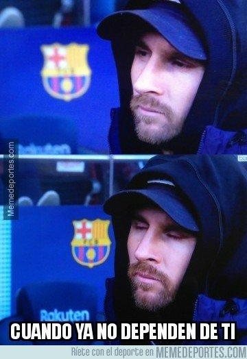 1054461 - Messi ya no es indispensable