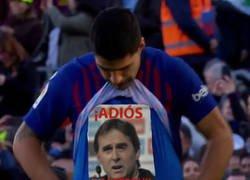 Enlace a Suárez lo tiene claro