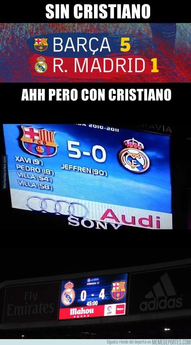 1054546 - Cristiano no hará que el Madrid mágicamente defienda mejor