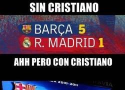 Enlace a Cristiano no hará que el Madrid mágicamente defienda mejor