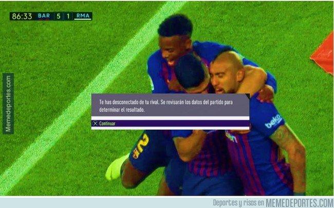 1054630 - El Madrid se piró