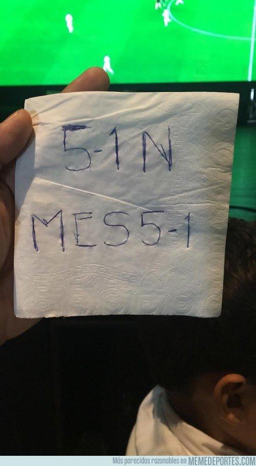 1054767 - Cómo reírte de un madridista, 51N MES51
