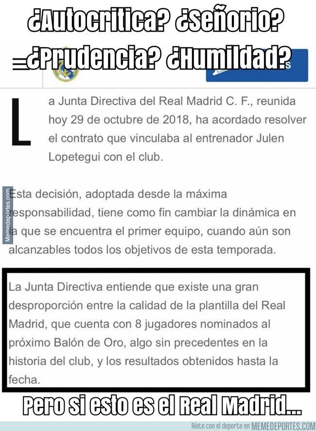 1054919 - El Madrid estaba despidiendo a Lopetegui y terminó haciendo apología de títulos individuales dejando a Julen por el suelo