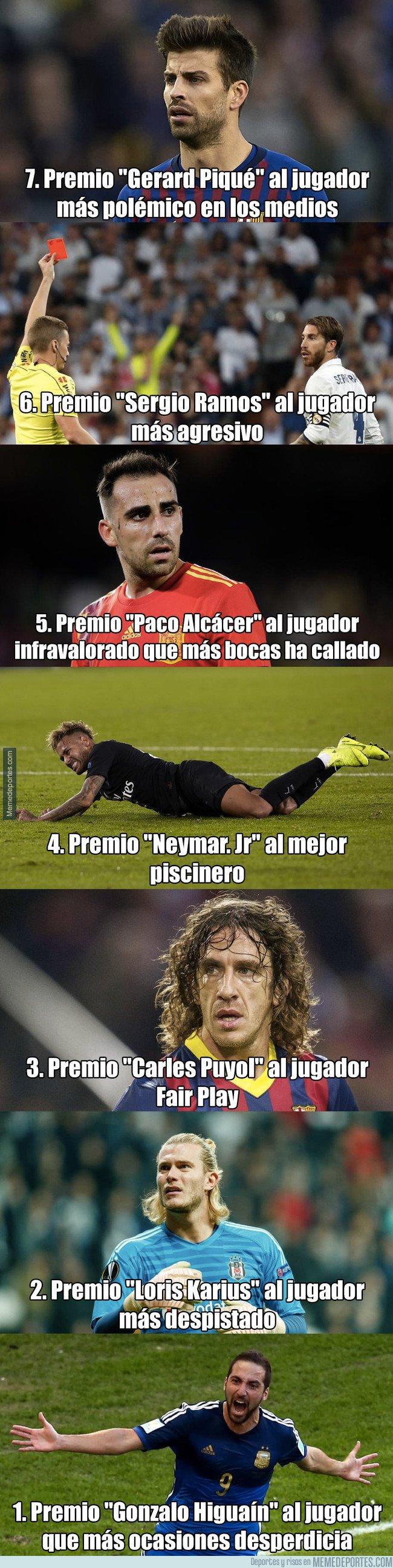 1055114 - Si el Premio Messi es para el MVP de laLiga, los siguientes son...