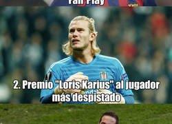 Enlace a Si el Premio Messi es para el MVP de laLiga, los siguientes son...