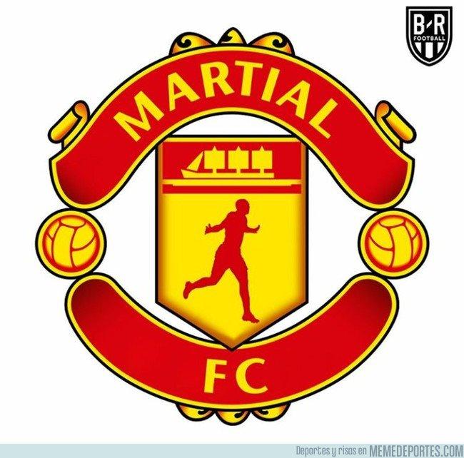 1055271 - El Manchester United, actualmente, por @brfootball