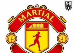 Enlace a El Manchester United, actualmente, por @brfootball