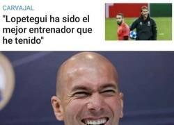 Enlace a ¿Para esto ganó Zidane 3 Champions?