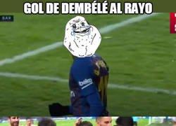 Enlace a Al parecer algunos no quieren a Dembélé en el Barcelona