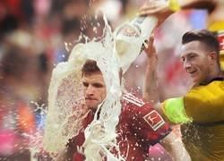 Enlace a El Dortmund le mojó la oreja al Bayern, por @brfootbal