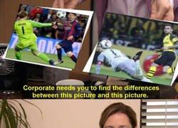 Enlace a Paco Alcácer está idéntico a Messi