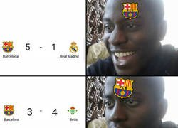 Enlace a Duro golpe al Barça