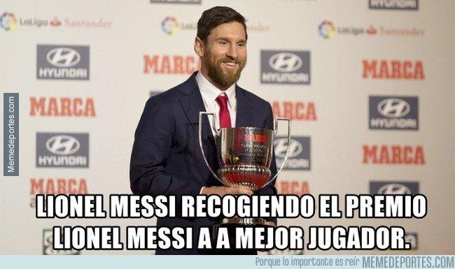 1056125 - El premio Leo Messi