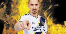 Enlace a Árbitro explica por qué no le dio el balón a Zlatan tras su hat trick. Y el cabreo que se llevó
