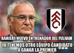 Enlace a Ranieri, nuevo entrenador del Fulham