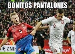 Enlace a Lewandowski se encaprichó