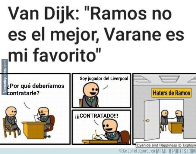 1056484 - En Anfield está de moda criticar a Ramos