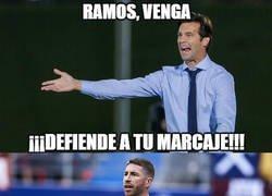 Enlace a Ramos tiene sus propios problemas