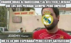 Enlace a La jornada no terminó tan mal para el Madrid