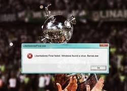 Enlace a Error 404. Libertadores not found, por @emiliosansolini