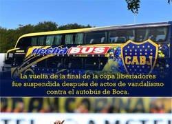 Enlace a Proponen una ciudad europea como sede para la final de la Copa Libertadores