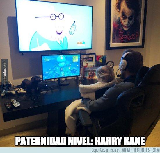 1057522 - Cuando tenga hijos, seré como Harry Kane