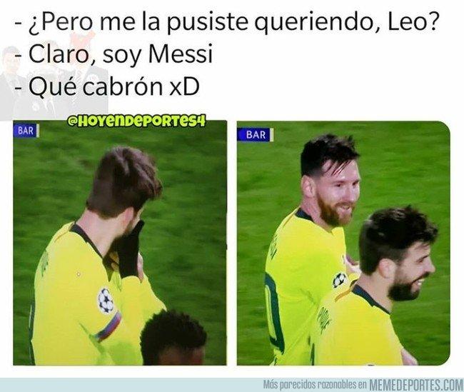 1057666 - Messi sabe lo que se hace, por @hoyendeportes4