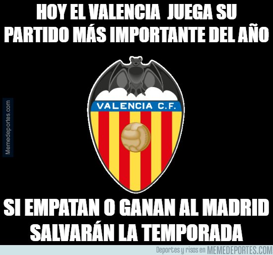 1057815 - El partido más importante para los valencianistas