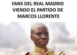 Enlace a Juega bien Marcos Llorente