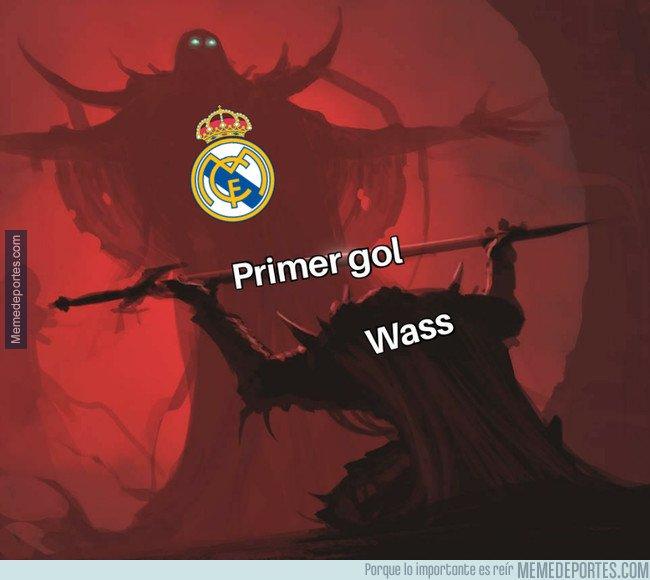 1057865 - El 1-0 del Madrid fue un auténtico regalo