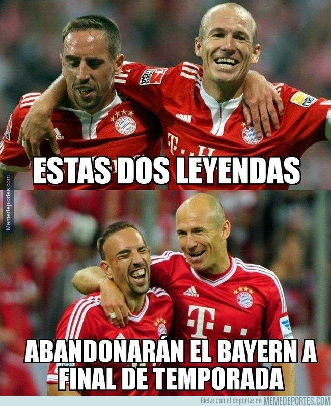1057890 - La dupla 'Robbery' deja el Bayern