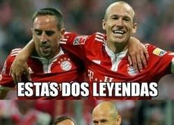 Enlace a La dupla 'Robbery' deja el Bayern