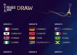 Enlace a Asi ha quedado el sorteo del Mundial de Francia 2019 femenino