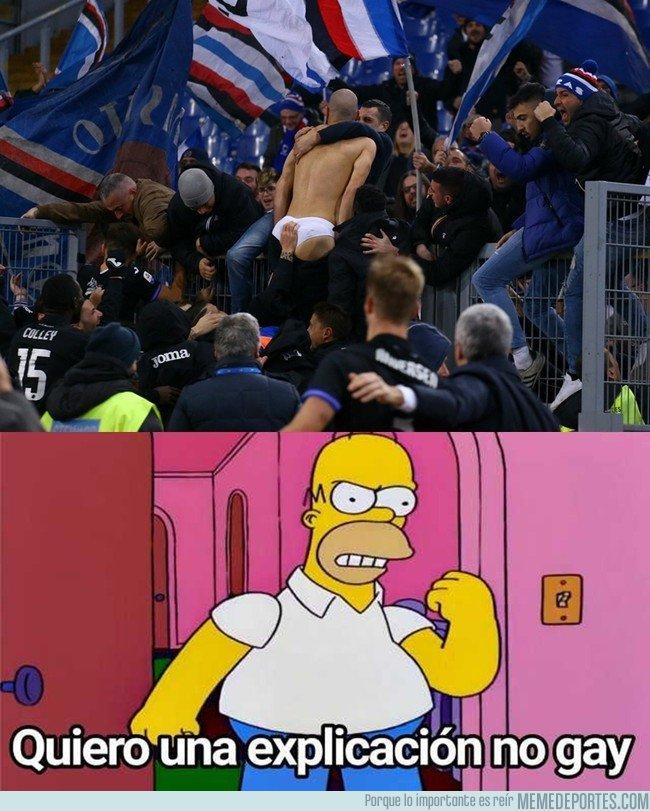 1058492 - ¿Son cosas mías o los aficionados del fútbol están cada vez peor?